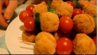Рецепт куриных крокетов