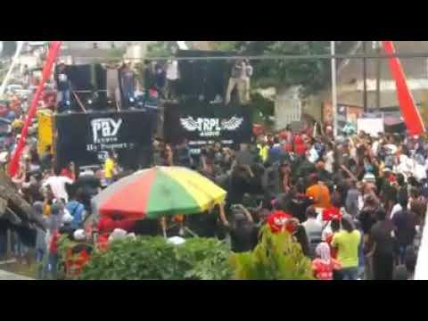 Ray RDW feat tripleF Karnaval desa talok 20 agustus 2018 pesta di finish rw11 serut kulon