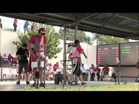 Highlights from Nicosia 2013 ISSF Shotgun World Cup