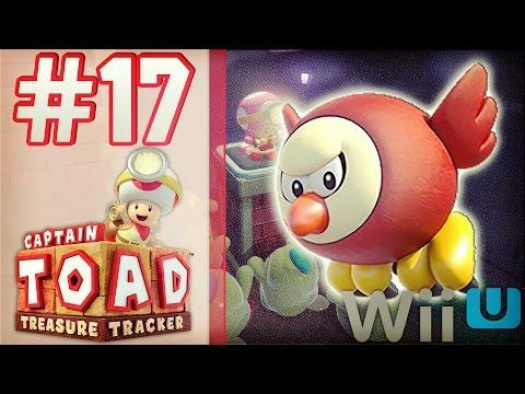 Let's Play: Captain Toad Treasure Tracker - Parte 17