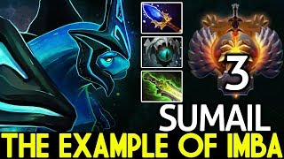 SUMAIL [Morphling] Cancer Scepter Plays The example of Imba 7.22 Dota 2