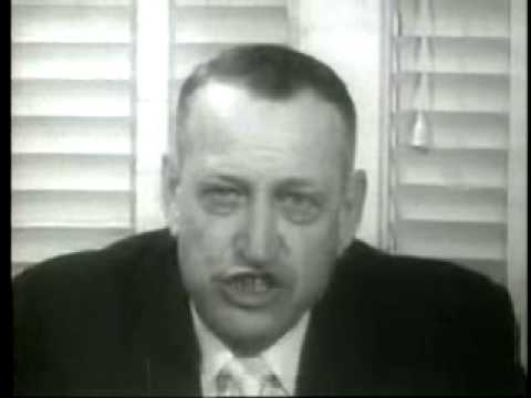 Harry Hoxsey Cancer Cure. How Healing Becomes A Crime part 5/6