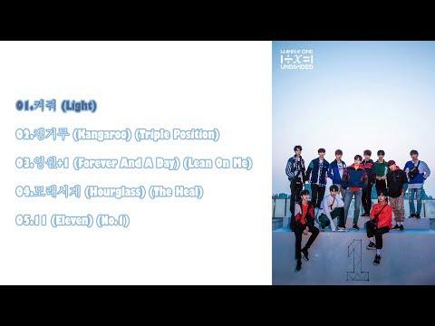 Wanna One Playlist 2017-2018