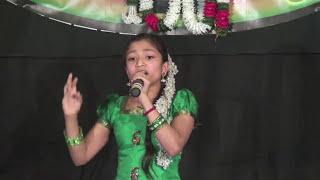 Senthamil Nadenum & Janani Janani   - Meenusha Kathirgamanathan