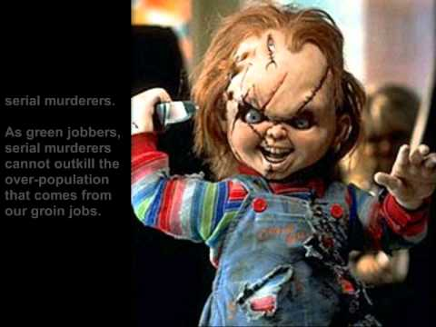 Groan Jobs: There are no green jobs except serial murderers