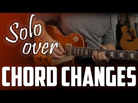 Solo Over Chord Changes (Blackberry Smoke)