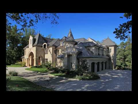 French Luxury Chateaux Country Villas Castles: Provence to Palace by John Henry Architect