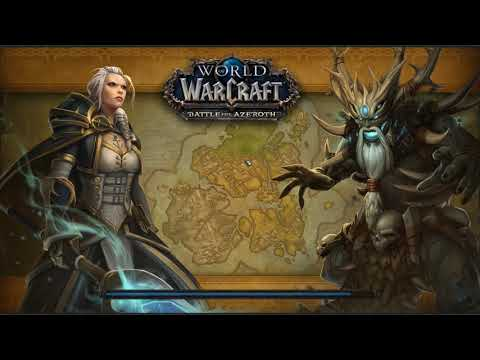 A New Dawn WoW Quest - Stormsong Valley - BFA - World of Warcraft