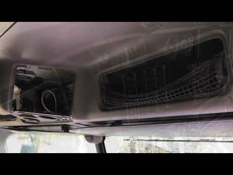 Freightliner Columbia Dash Rebuild
