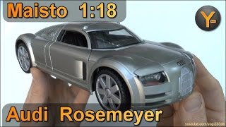 Audi Rosemeyer Videos