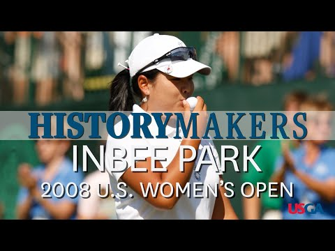 History Makers: Inbee Park Becomes Youngest U.S. Women's Open Champion