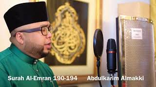 Bacaan luar biasa by Abdulkarim Almakki