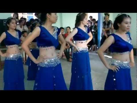 Múa Ấn Độ - B4 Ischool NT