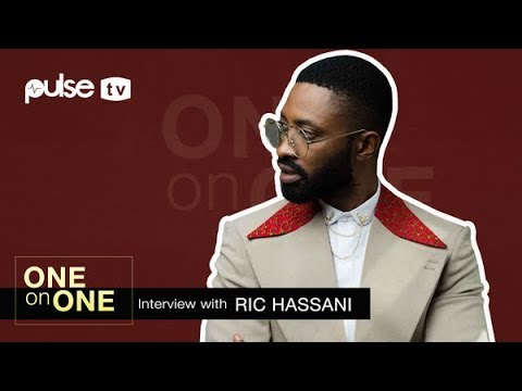 Ric Hassani Talks 'The African Gentleman' Album & More | One-On-One | Pulse TV