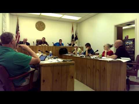 June 2014 City Council Committee Meetings 1/3