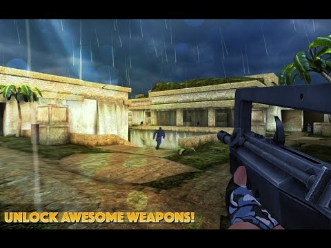 Counter Attack Team 3D Shooter - Android Gameplay HD