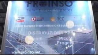 Protagonisti del Tempo: PROINSO ITALIA