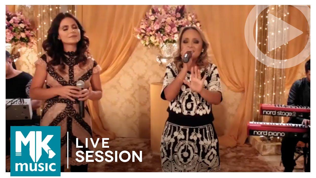 Bruna Karla ft. Aline Barros - Meu Melhor Amigo (Live Session)