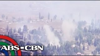 Pinoy peacekeepers stand ground in Golan Heights