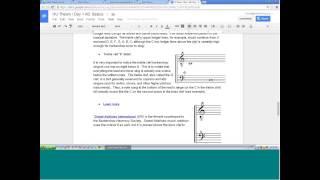 Harmony University Online: Basic Music Theory, part 1