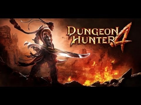 LG E400 GAMEPLAY Dungeon Hunter 4 1.0.1 [Offline] Apk +SD OBB Download Zniszczenie Bossa