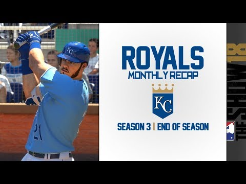 Royals Franchise [S3] - End of Regular Season + Wild Card Preview
