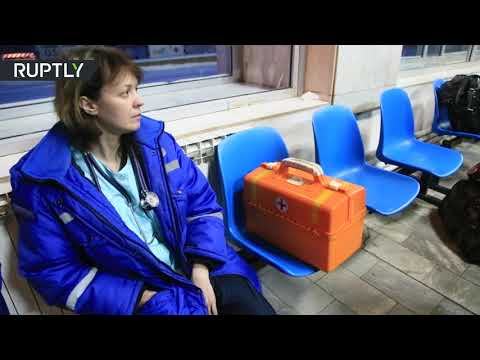 Психологи и врачи работают с родственниками погибших в катастрофе Ан-148