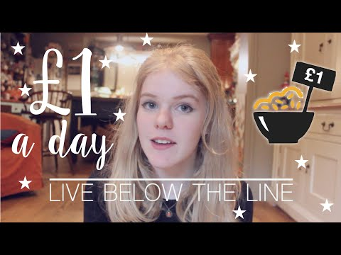 Living on £1 a Day | Live Below the Line