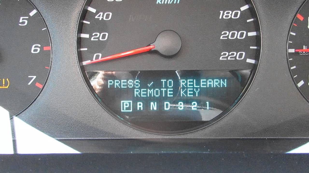 How To Program A Keyless Remote For 2009 Chevy Impala In Your Car Viper 591xv Can39t