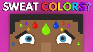 Sweating Different Colors? - Dear Blocko #21