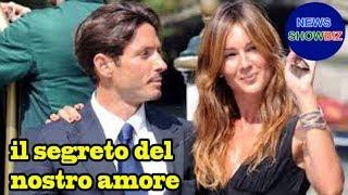 """Silvia Toffanin e Pier Silvio Berlusconi: """"Ecco qual è il segreto del nostro amore"""""""