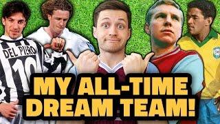 my all time dream team