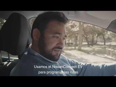Nissan LEAF: On-the-Go Con Nissan | Daniel, Palencia