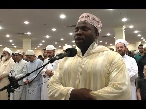 Ramadan Night at Madina Institute | Taraweeh prayer 1 | May 26th 2017