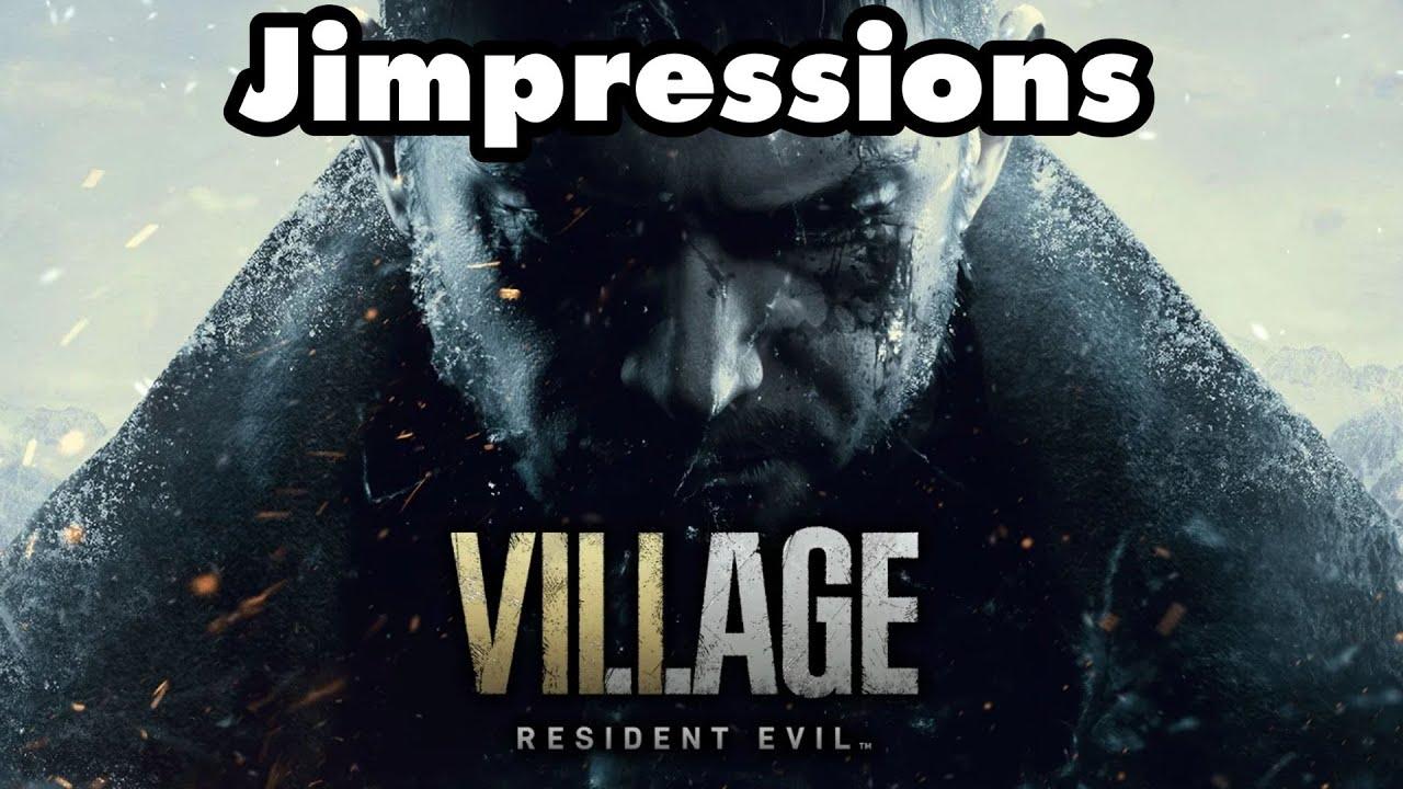 Resident Evil Village - Village Creeple (Jimpressions) (Video Game Video Review)