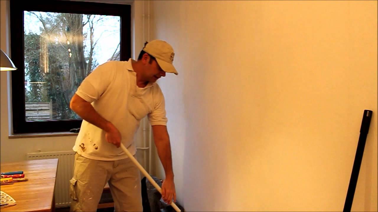 Decke streichen mit den richtigen arbeitsmitteln   newwonder555 ...