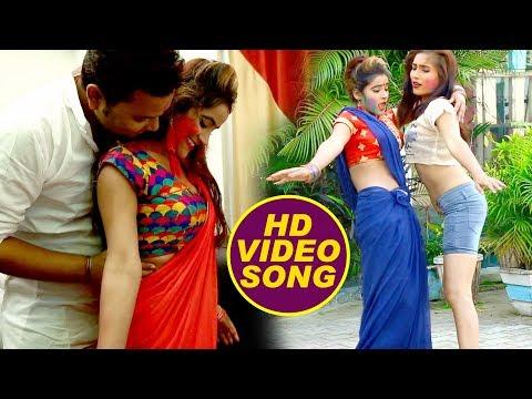 TOP BHOJPURI HOLI VIDEO 2018 - Holi Me Thopiyata Sakhi - Ranjan Tiwari - Bhojpuri Holi Songs 2018