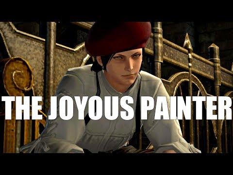 The Joyous Painter [FFXIV Funny]