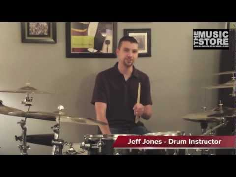 Jeff Jones Drum Clinic @ The Music Store, Tulsa, OK. - June 11th, 2012 @ 7:00pm