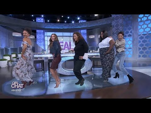 Salsa Lessons with Debbie Allen!