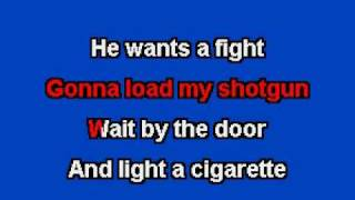 Karaoke: Gunpowder and Lead by Miranda lambert