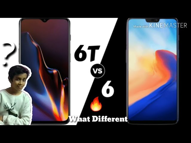 OnePlus 6T Vs OnePlus 6 New Improvements + important points 🔥🔥🔥