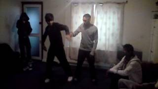 Gravesend Freestyle Hip Hop dance -
