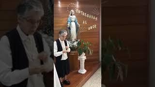 Video 23 - Bibliathon Introducción a la 2ª parte (B) con lengua de signos (Hermana Elena)