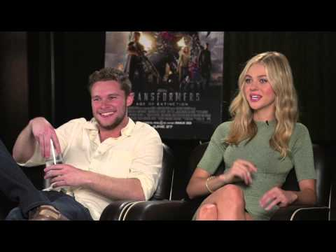 TRANSFORMERS: AGE OF EXTINCTION   Nicola Peltz and Jack Reynor