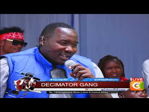 10 0VER 10 | Decimator gang Exclusive on 10 over 10