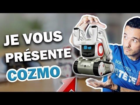 Je vous présente Cozmo mon robot - Vlogmas 17