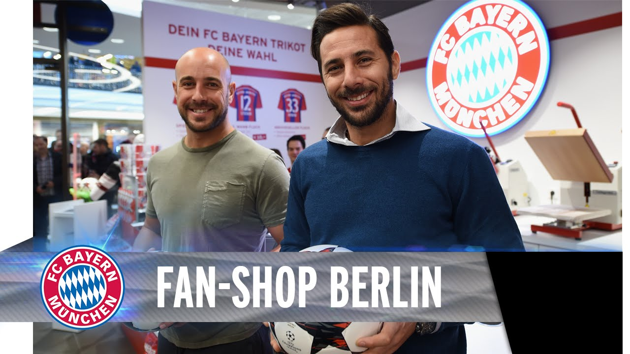 watch 9fa13 b5296 FC Bayern Fan-Shop Berlin