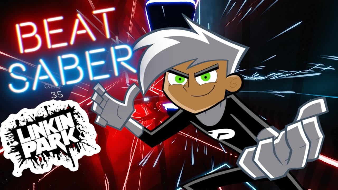 Download Beat Saber - In The End But its the Danny Phantom Intro (FC - ExpertPlus)