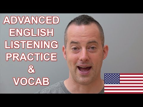 Advanced English Listening And Vocabulary Practice - Conversational American English - Travel